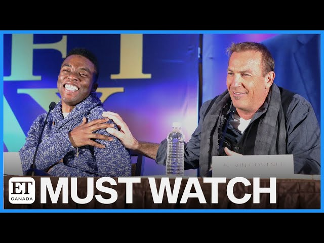 Kevin Costner Reflects On Chadwick Boseman's Legacy, Talks New Film 'Let Him Go'