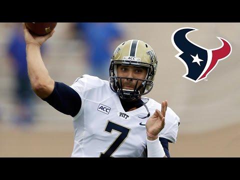 Houston Texans Starter Tom Savage: Pitt Star Before Texans QB