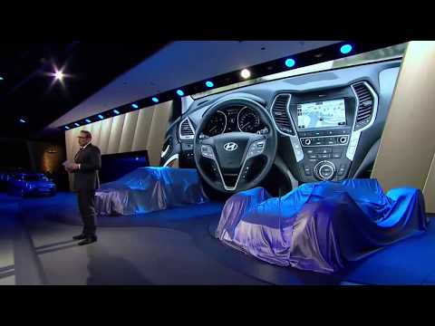 Frankfurt Motor Show 2015 - Hyundai Motor Europe GmbH - Speech Jochen Sengpiehl | AutoMotoTV