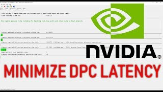 Nvidia DPC Latency Fix and Optimization Guide - Check description for updates and time codes
