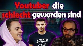 5 YouTuber, die schlecht geworden sind #5