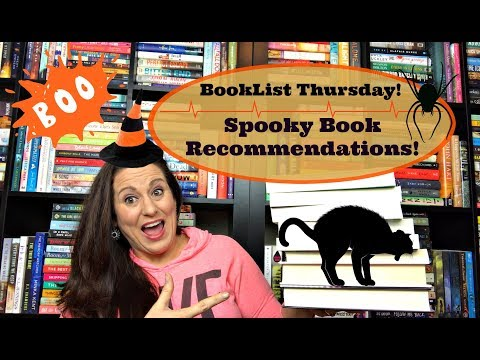 Spooky Book Recommendations!