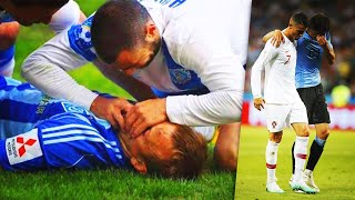 Football Respect & Beautiful Moments in football