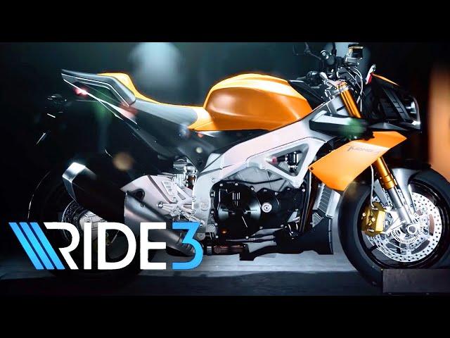 Ride 3 (видео)
