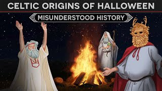 Misunderstood Moments - The Celtic Origins of Halloween