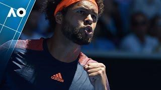 Tsonga v Sock match highlights (3R) | Australian Open 2017