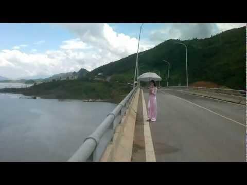 Trên Cầu Pá Uôn - Quỳnh Nhai - Sơn La