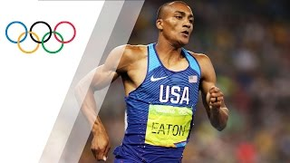 Ashton Eaton: My Rio Highlights