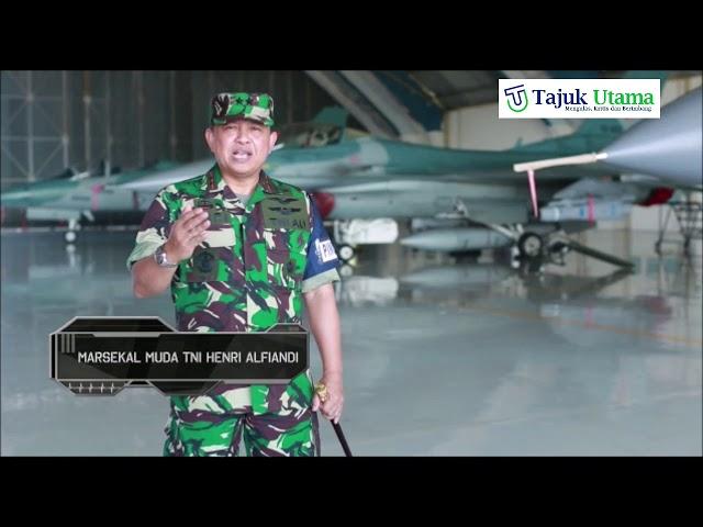 Pangkoopsau II Marsda TNI Henri Alfiandi, Mengucapkan Marhaban Ya Ramadhan