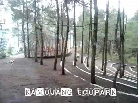 Wisata Alam Kamojang Ecopark Garut Youtube