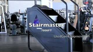 used StairMaster 7000PT Stepmill refurbished