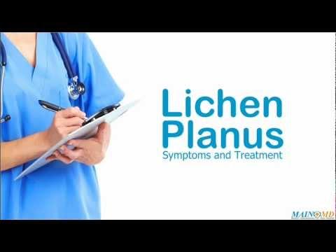 Lichen Planus: Symptoms and Treatment