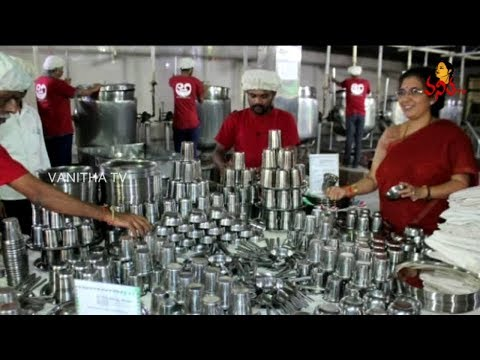 Plate Banks Started in Bangalore to Reduced Plastic || Vanitha News || Vanitha TV