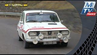 Asphalte : Rallye Monte-Carlo historique 2015