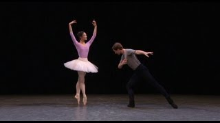 Royal Ballet in rehearsal: The Nutcracker