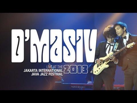 "D'Masiv ""Rindu Setengah Mati"" Live At Java Jazz Festival 2013"