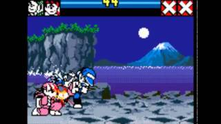 Snk vs. Capcom Match of the Millennium Gameplay
