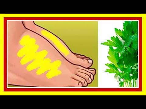 ✔ Remedio para Pies Inchados con 1 solo INGREDIENTE  ( Perejil )  !!! - CurarDiabetes-Bonus 777.com