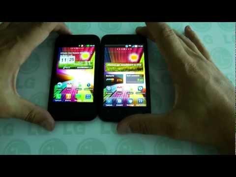 LG Optimus Sol video preview ITA