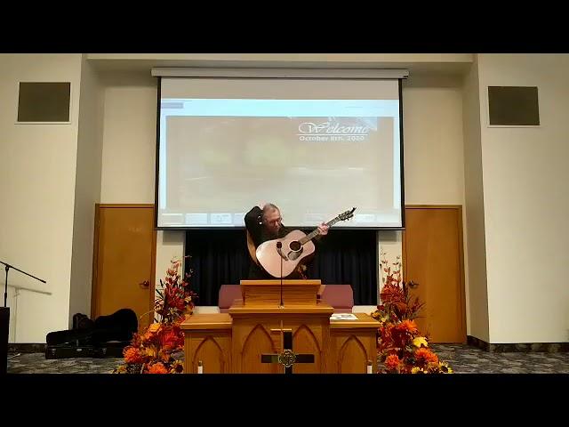 Installation Service for Pastor jeremy Andrews 10/4/2020