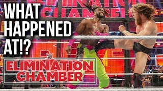 WHAT HAPPENED AT: WWE Elimination Chamber 2019