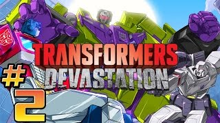 Transformers: Devastation Part 2 - Megatron