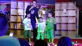 Yabang Khalifah - Assalamualaikum Ustazah live Kuala Kedah 2016