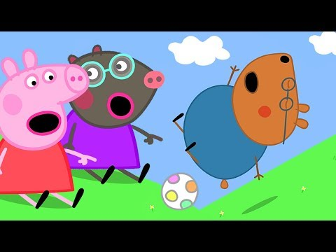 Peppa Pig Official Channel   Peppa Pig Celebrates Mother's
