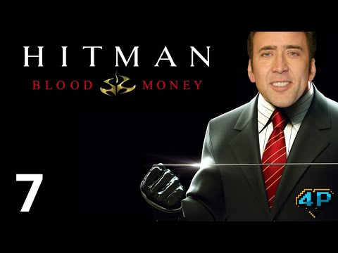Brad plays Hitman: Blood Money (7) - You Better Watch Out
