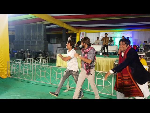 gaman bhuvaji  live garba ramta moj ma.. Shyam Digital