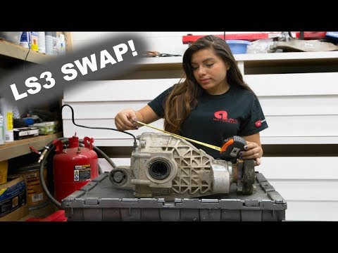CAMARO DIFFERENTIAL IN MY BMW E46?- LS3 SWAP