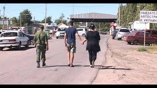 Украинского парня море унесло за границу