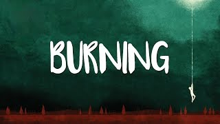 Sam Smith - Burning (Lyrics)