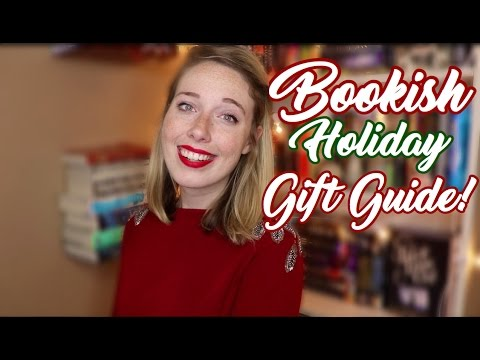 Holiday Gift Guide For Book Lovers!