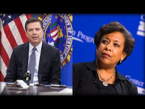 JAMES COMEY KNOWS A NASTY SECRET ABOUT LORETTA LYNCH…NOW ITS OUT
