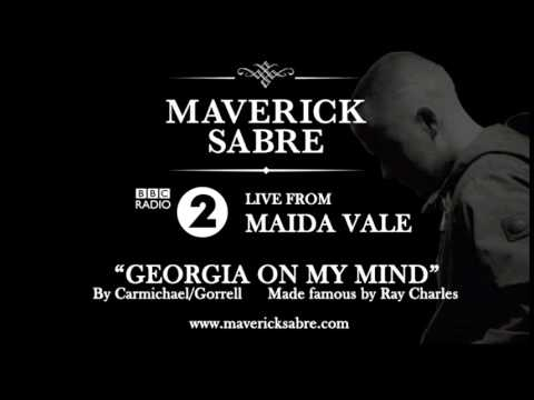 Maverick Sabre - Georgia (Live lounge, Radio 1)
