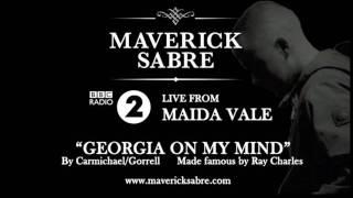 Maverick Sabre - Georgia (Live lounge, Radio 1)