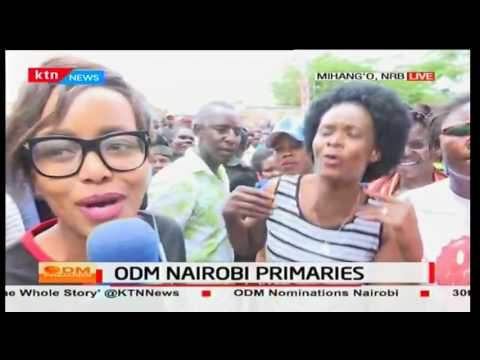 Weekend at One full bulletin part one: ODM Nairobi Primaries - 30th April,2017