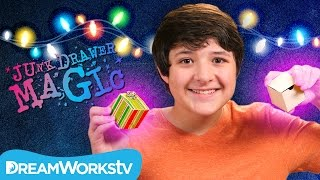 Magically Wrapped Present | JUNK DRAWER MAGIC