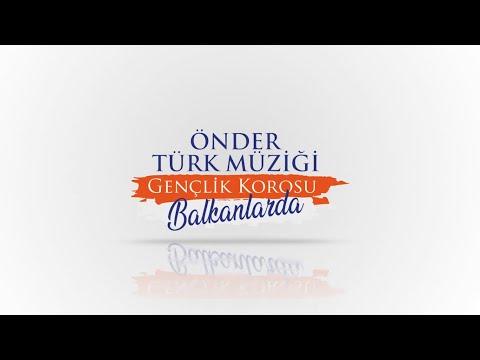 ÖNDER TÜRK MÜZİĞİ GENÇLİK KOROSU BALKANLARDA - Tetova