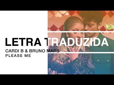 Cardi B & Bruno Mars - Please Me  Letra Traduzida