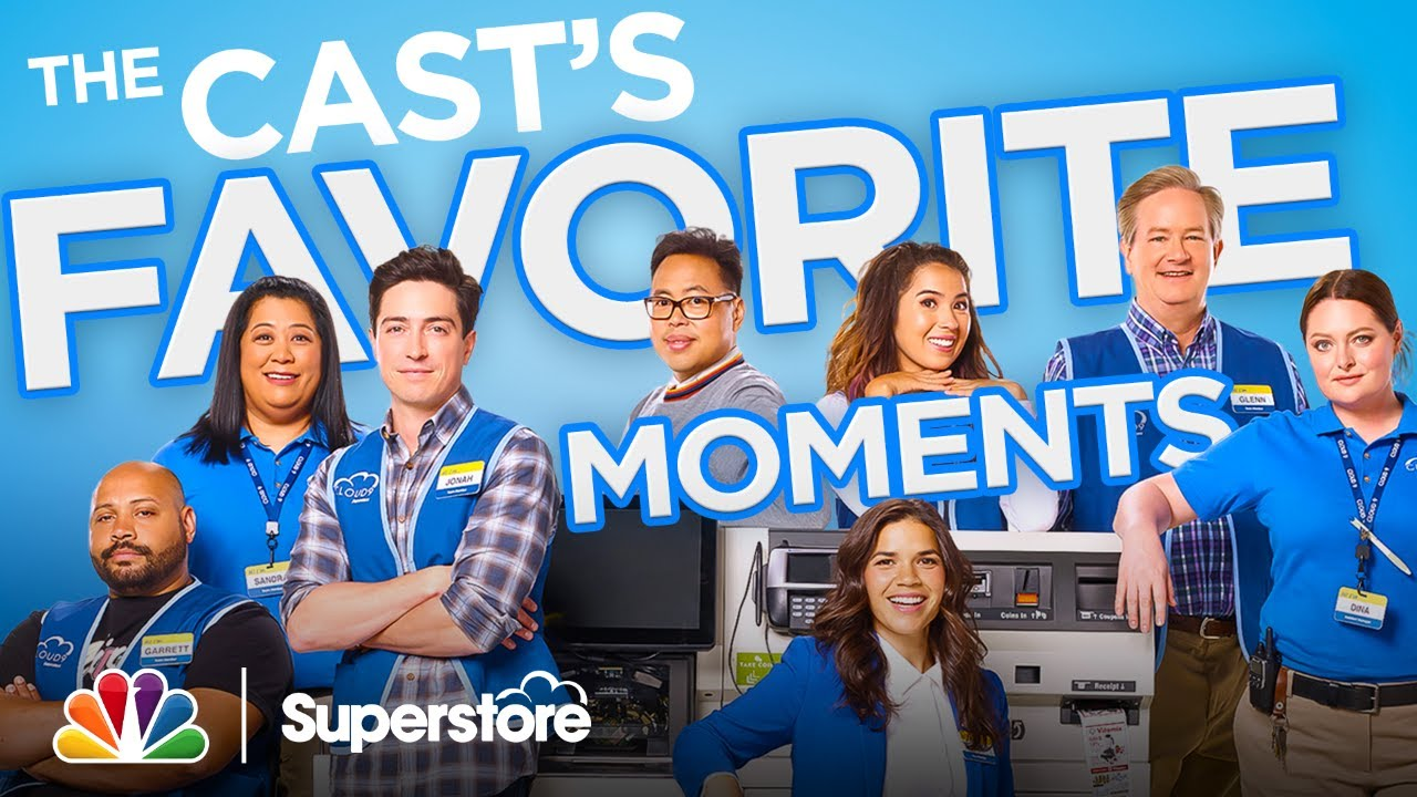 Download The Cast Reflects on Their Time Together - Superstore