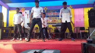 Bbk college college week dance(Dilruba song dance)