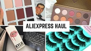Kylie Jenner Inspired Makeup Aliexpress haul Cheap and affordable