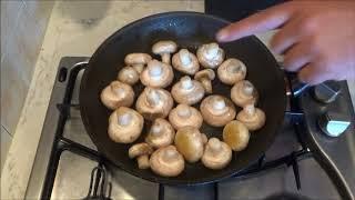 видео Как приготовить шампиньоны?