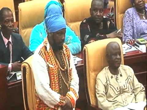 Go and sin no more', Parliament reprimands Blakk Rasta