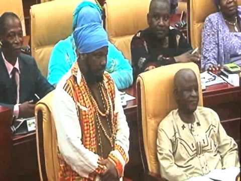 Go and sin no more', Parliament reprimands Blakk Rasta