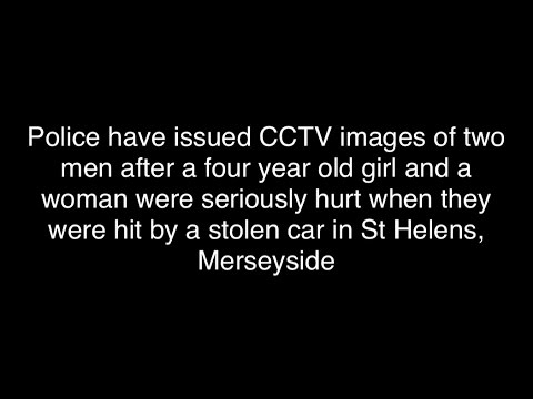 URGENT POLICE APPEAL - FATAL HIT AND RUN ST HELENS, MERSEYSIDE *PLEASE SHARE*