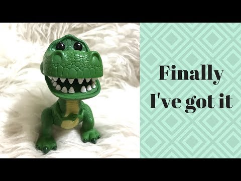 UNBOXING FUNKO POP REX