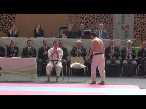 Kofukan World Cup 2014 - Demonstrations of Naha-te Katas